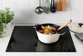 plaque de cuisine hobs plaques de cuisson à induction et céramique ikea