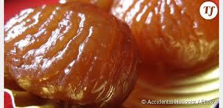 comment cuisiner des marrons recette des marrons glacés la gourmandise de noël qui va vous