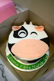 161 best cake cow images on pinterest cow cakes animal cakes