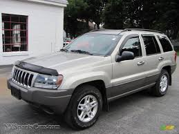 2004 jeep grand cherokee laredo 4x4 in light pewter metallic