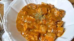 cuisiner tofu fumé carbonnade flamande au tofu fumé recette par rosenoisettes