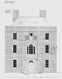 plate 5 tudor house elevations british history online