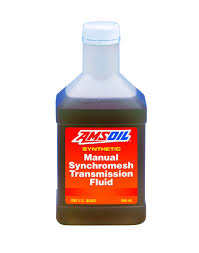amsoil mtf synthetic manual synchromesh transmission fluid youtube