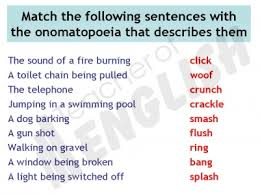 resume names that stand out exles of onomatopoeia in music onomatopoeia exles in sentences google search poetry