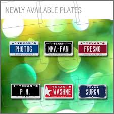 exes license plate frame 118 best personalized license plate ideas images on