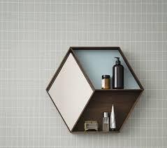 Diy Honeycomb Shelves by Hexagon Shelf Diy Pinterest Shelves Blank Walls And