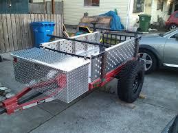 harbor freight light bar harbor freight trailer build idea tacoma world