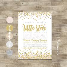 twinkle twinkle baby shower invitations twinkle twinkle baby shower invitation gender