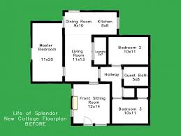 apartments cost to build 1 bedroom house small house plans with