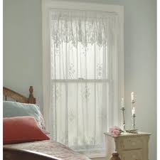 tea lace curtains by heritage lace bedbathhome