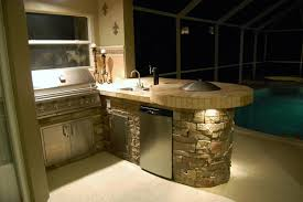 Outdoor Kitchens Pictures by Outdoor Kitchens Brick Paver Showroom Of Tampa Bay