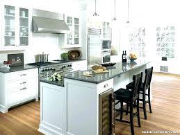 mod鑞e cuisine avec ilot central cuisine en l avec ilot central table pas cher calvicienuncamais info