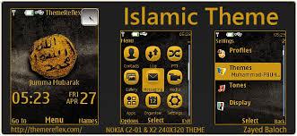 themes nokia c2 mobile islamic theme for nokia x2 00 c2 01 x3 240 320 themereflex