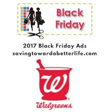 walgreens black friday 2017 saving toward a better