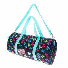 bags of bows jojo siwa rainbow bow duffel bag s
