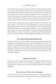 101 ways to compete in todays job market