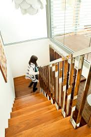 Metal Stair Rails And Banisters Interior Banister Railing Banister Stair Case Design