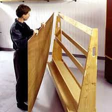 Plywood Storage Rack Free Plans by Rolling Plywood Storage Cart Plans Diy Free Download Wooden Bridge