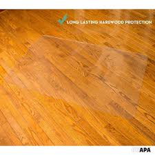 What Is Laminate Wood Flooring Amazon Com Office Chair Mat For Hardwood Floors 36 X 48 Floor