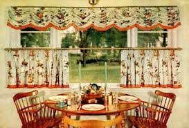 Dining Room Valance Curtains Valance Curtains For Kitchen Sunflower Valance Kitchen Curtains