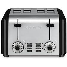 4 Slice Toasters On Sale Amazon Com Cuisinart Cpt 180 Metal Classic 4 Slice Toaster