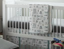 cribs b awesome grey crib amazon com carousel designs white and