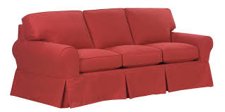 Slipcovered Sofa Bed 30 Best Collection Of Slipcovers For Sofas And Chairs