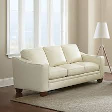Ivory Leather Loveseat Ivory Leather Sofas U0026 Sectionals Costco