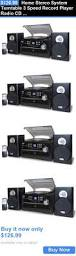 Bookshelf Cd Stereo System Compact And Shelf Stereos Home Music Radio Cd System Player