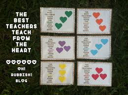 Best Valentine Gifts by The Best Teachers Teach From The Heart Cute Teacher Valentine