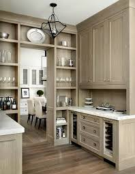 Floor To Ceiling Kitchen Cabinets Floor To Ceiling Open Storage Butlers Pantry Love The Pendant