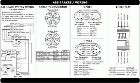 wiring diagrams trailer light diagram 6 pin trailer wiring