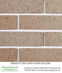 light grey brick tiles light grey blend endicott facebrick thames valley brick tile