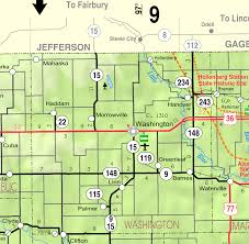Zip Code Map Washington by Washington Kansas Wikipedia