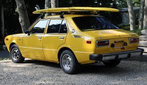 toyota corolla truck file 1978 toyota corolla te31 special 4 door rear jpg