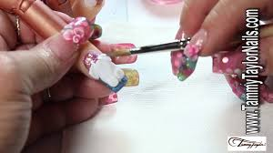 Easter Nail Designs Easter Nail Art 3d Easter Bunny Youtube