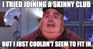 Fat Memes - fat bastard and fitting in imgflip
