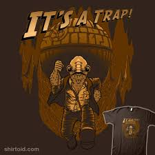 Its A Trap Meme - a rolling death star gathers no moss it goes to 11