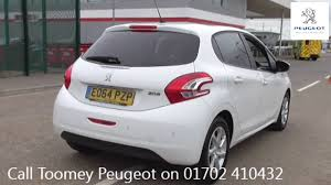 2nd hand peugeot eo64pzp peugeot 208 style 1 2l used peugeot 208 toomey southend