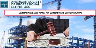 Construction Estimating Certification by Estimating Aspe Chapter 32
