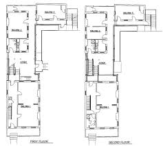 the overview floor plan of fort conde village u0027s spear barter house