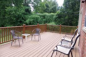 trex deck secure construction company huntington wv