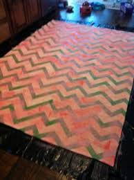 Make Your Own Outdoor Rug Cubile Hello Pretty Thing Felt Design Pinterest