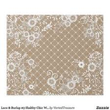 shabby chic wrapping paper crochet lace floral pattern your ideas wrapping paper