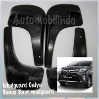 Toyota Calya Karpet Lumpur Mud Guard Aksesoris Jsl jual aksesoris calya jual aksesoris calya murah