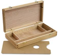 alternatives artist s sketch box with palette blick