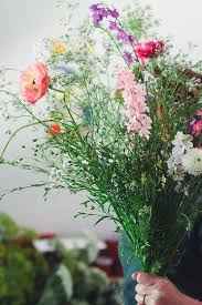 strangers flowers projects grown gathered