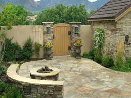 Faux Stone Patio by Articles With Faux Stone Propane Fire Pit Tag Remarkable Round