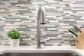 glass ceramic or porcelain 10 kitchen backsplash tile ideas