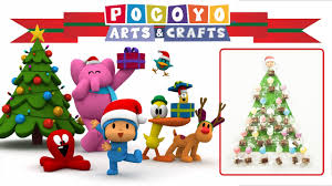 pocoyo arts u0026 crafts advent calendar christmas youtube